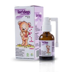 LARIDEP spray oral soluție 30 ml